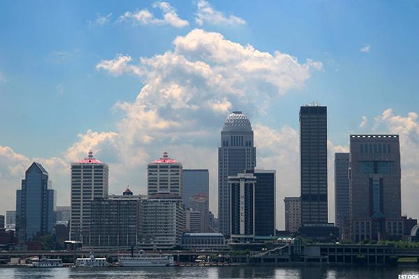 15. Louisville, Kentucky