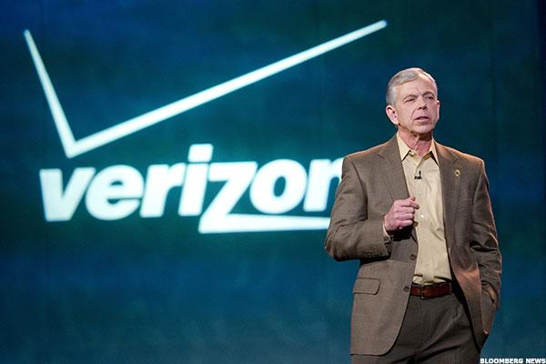 Verizon CEO Lowell McAdam: M&A Talk Is Overblown