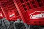 Lowe's Cos. Has Turned Down, Further Declines Possible
