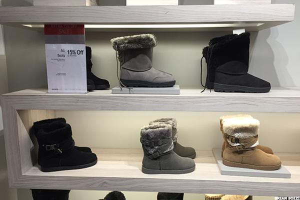Deckers Rarely Presents UGG-ly Trade