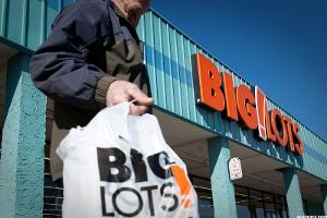 Big Lots Stock Gaining on Raymond James Upgrade