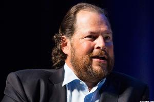 Salesforce.com CEO Marc Benioff : 'Expect Us to Look at Anything That's Exciting'