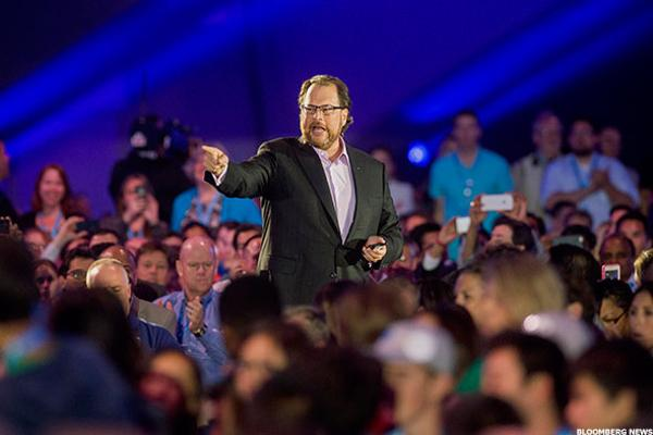 Salesforce's Oldest Business Has Reached Middle Age