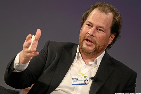 Why Salesforce, Splunk, Microsoft and Other Software Stocks Could Rip Even Higher