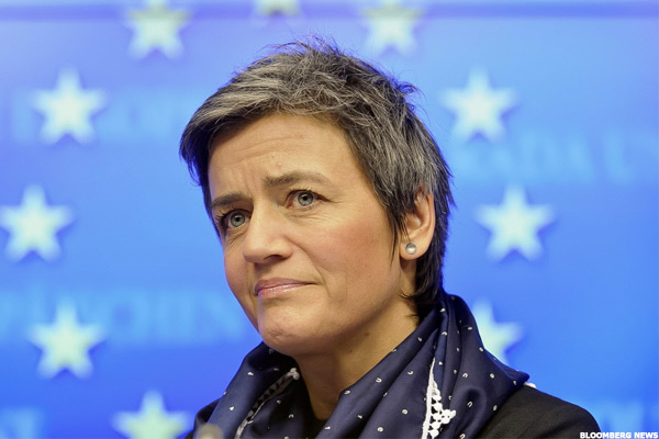 European Commissioner for Competition Margrethe Vestager