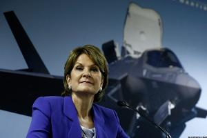 Lockheed Martin CEO Hewson Meeting With Trump Friday Afternoon