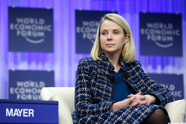 Marissa Mayer and Five Other Prominent Female Tech CEOs: Are They on a 'Glass Cliff'?