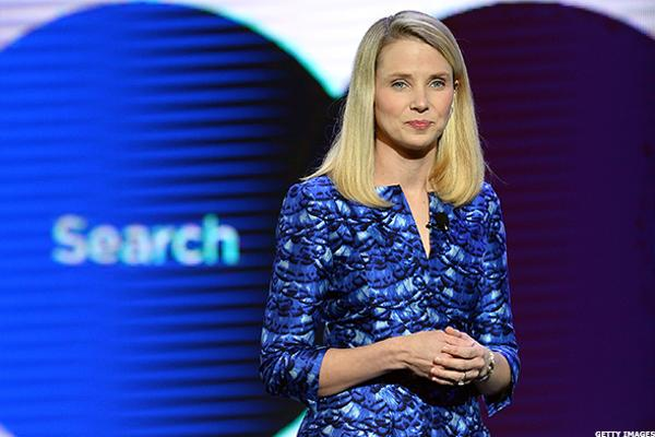 Here's How Yahoo! Would React to a Marissa Mayer Departure -- Tech Roundup