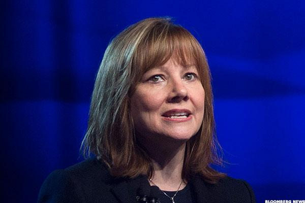 GM Cuts CEO Barra's Pay in 2016, Urges Resistance to Einhorn's Proposal