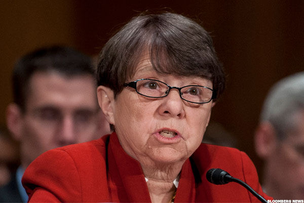 Former SEC Chief Mary Jo White assisted the Wells Fargo board in its annual self-evaluation.