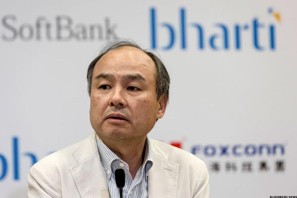 SoftBank Puts $1.7 Billion into Merger of OneWeb and Intelsat
