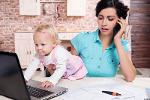Working Mothers Shouldn't Feel a Twinge of Guilt