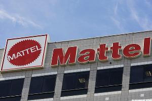 Mattel (MAT) Stock Rising on 'Buy' Rating