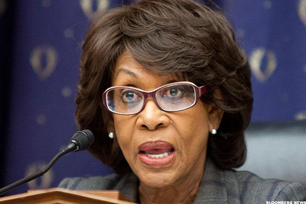 Rep. Waters 'Committed' to Breaking up Wells Fargo Through Legislation