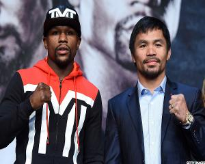 Mayweather-Pacquiao Fight Could Beat Super Bowl in Revenue