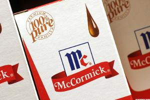 Trade With the (Down) Trend in McCormick