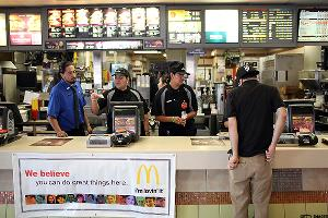 McDonald's (MCD) Stock Lower, Price Target Cut at UBS