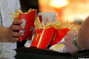 Jim Cramer Examines McDonald's Ahead of Earnings