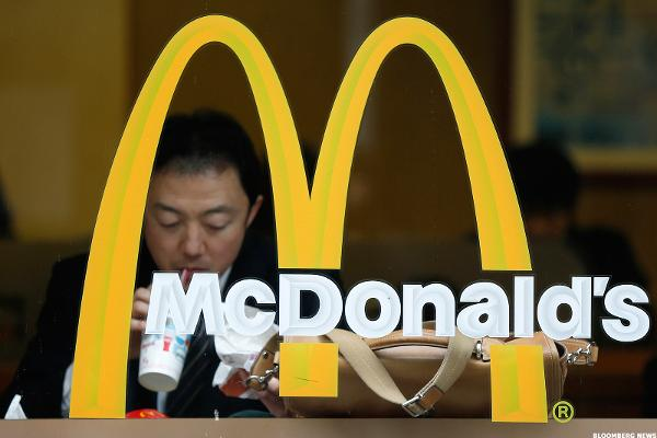 Charts Show Unappetizing McDonald's Stock; Will Earnings Help?