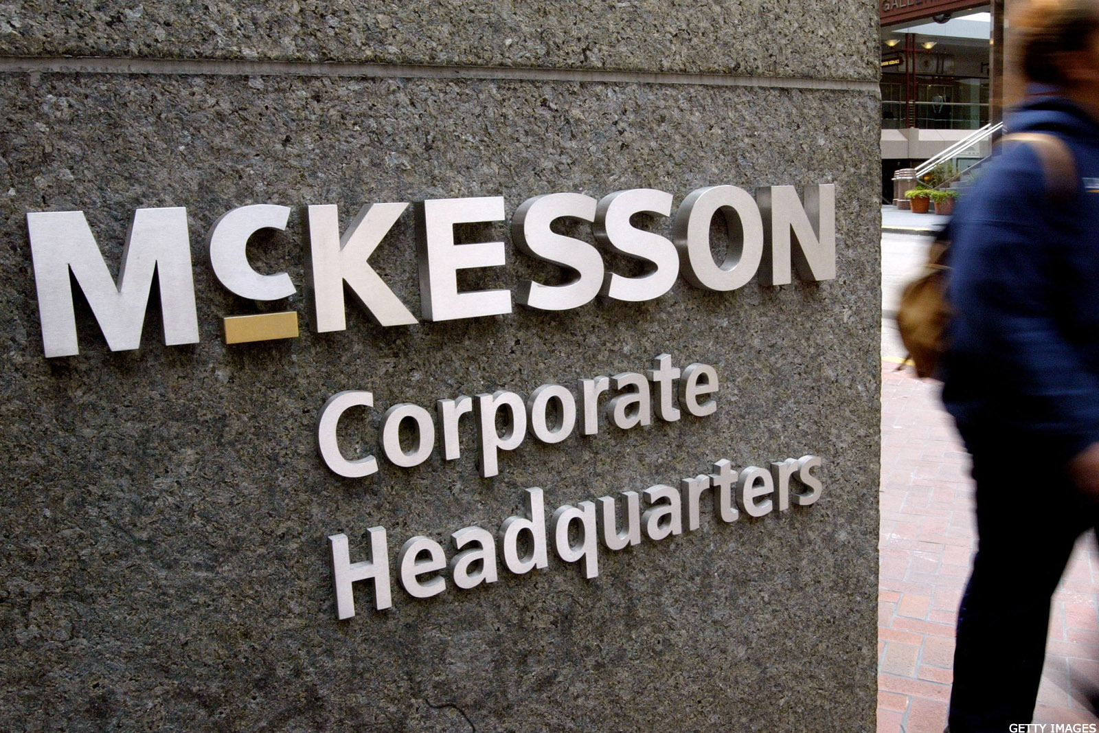 Mckesson Mck Stock Surged Today After Raising Guidance
