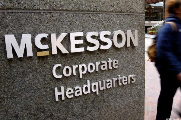 McKesson Takes a Hit on Earnings, Drags Cardinal and Amerisource Bergan Down With It