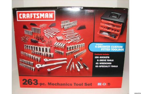Stressed Out: Sears May Have a Buyer for Craftsman Tools