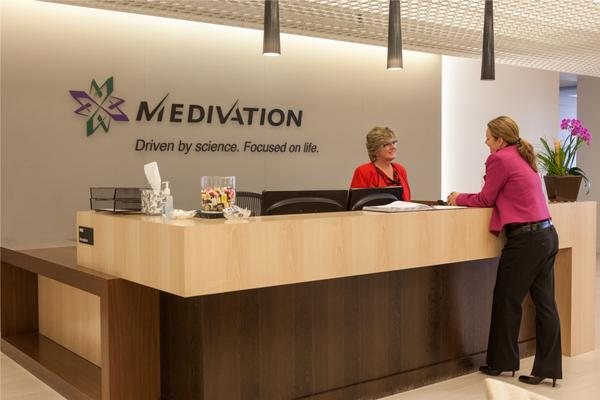 Medivation Jumps After Reportedly Hiring Bankers To Fight Takeover