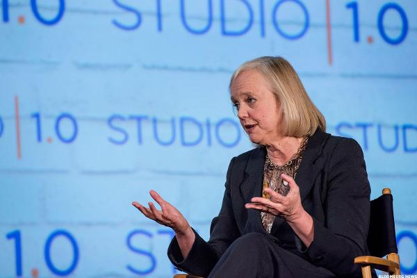 Meg Whitman, HPE CEO