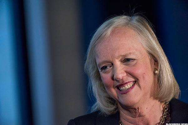 Meg Whitman Flatly Says She's 'Not Going Anywhere,' Won't Be Uber's CEO