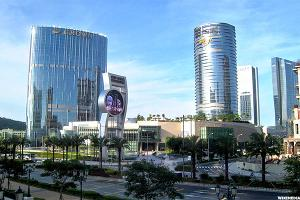 Melco Crown Entertainment (MPEL) Stock Rising on Spinoff