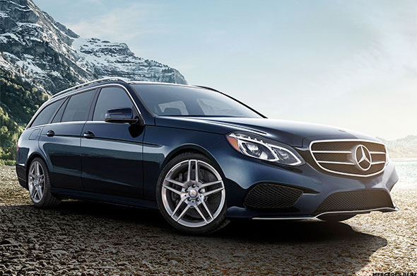 Top 10 tailgating vehicles for the 2015 football season for Mercedes benz e450