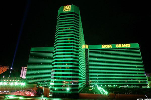 MGM Resorts (MGM) Stock Higher on Macau July Trends
