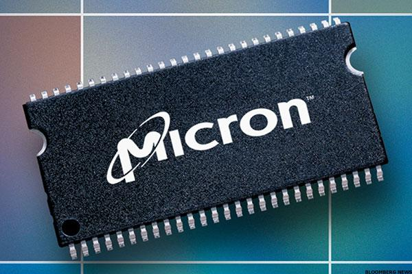 Micron Beats 2Q Earnings Estimates