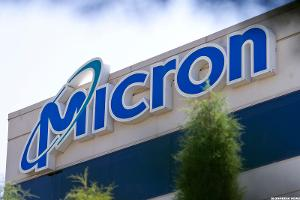Intermediate Trade: Micron Technology