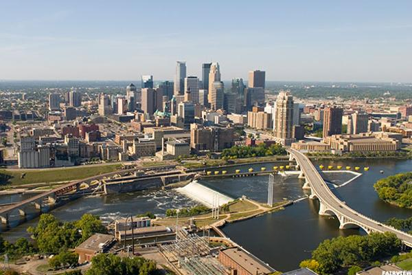 12. Minneapolis, Minnesota