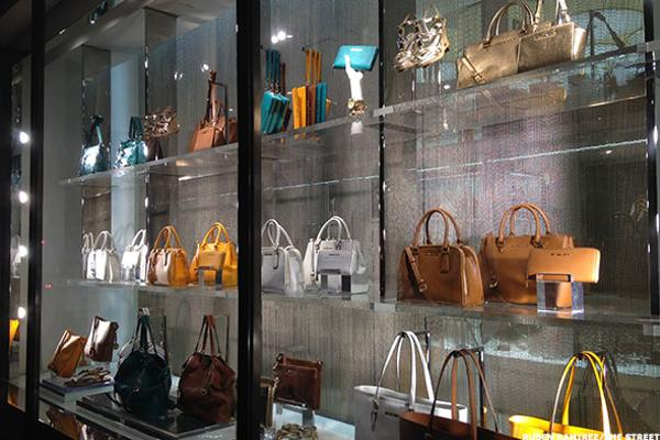 Michael Kors, Coach Retreat After Kate Spade Guidance Miss