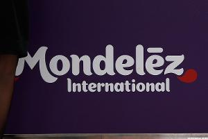 Mondelez (MDLZ) CEO Irene Rosenfeld Talks Earnings on CNBC