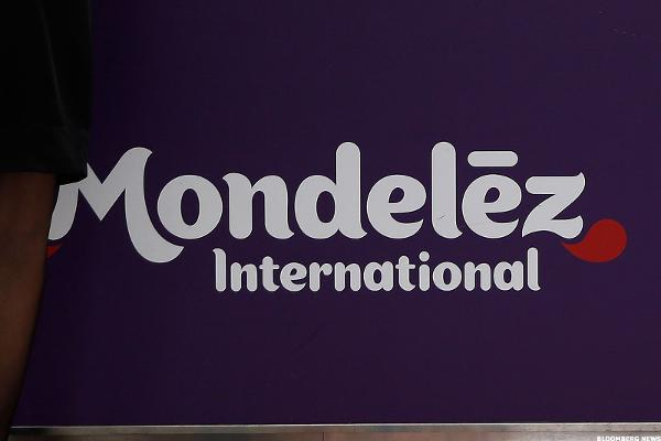 Choppy Waters Behind It, Mondelez on Course for Breakout