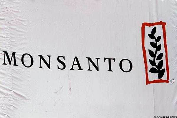 Monsanto (MON) Stock Lower, Bayer Again Raises Bid
