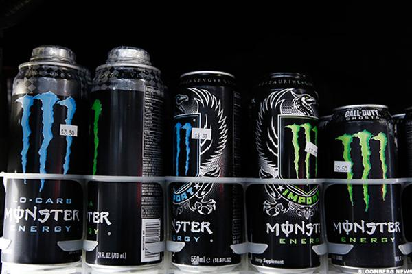 Monster Beverage (MNST) Stock Surges on Q1 Results