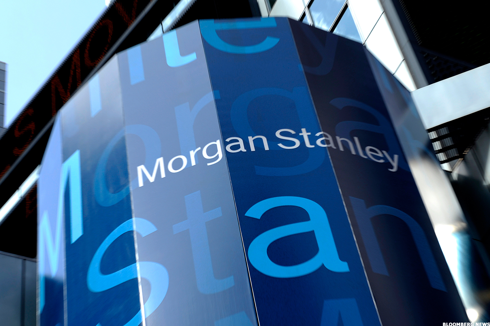 Morgan Stanley S Ms 56 Dive In Bond Trading Is Worst