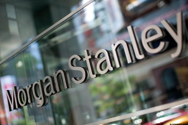 Morgan Stanley CFO Pruzan 'We Feel Good About Results in Light of the Environment'