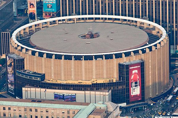 How Madison Square Garden Could Get a Windfall From Its Air Rights