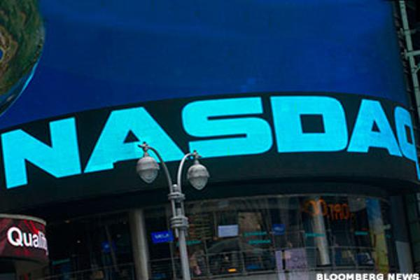 NASDAQ Sets Record Intraday High, CNBC's Reagan Reports
