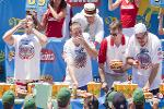 The 'Masters' of Competitive Eating Is Here: Nathan's July 4 Hot Dog Eating Contest