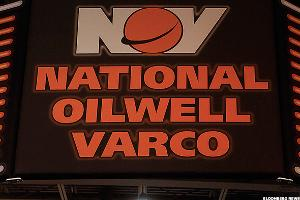 Charting Jim Cramer's Top 10 Takeout Candidates for 2017: National Oilwell Varco