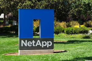 NetApp (NTAP) Stock Higher, Upgraded at Goldman