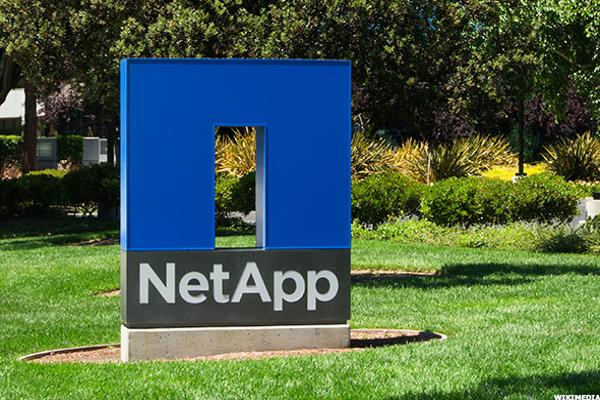 NetApp (NTAP) Stock Advancing Ahead of Q4 Results