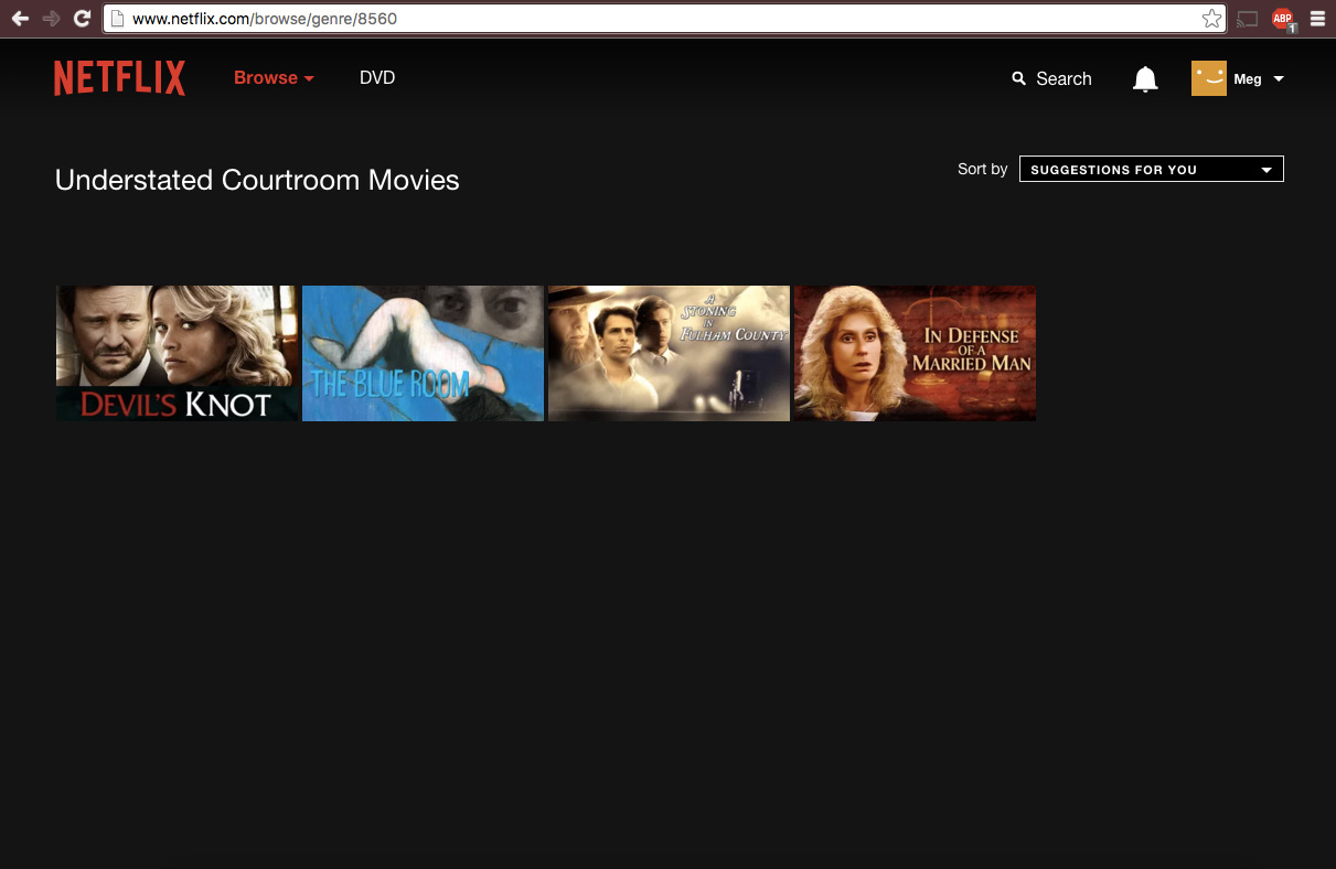 Here Are the 10 Best Secret Categories on Netflix (NFLX