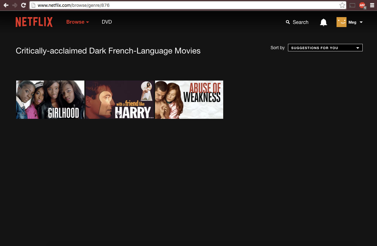how to add another language subtitle netflix